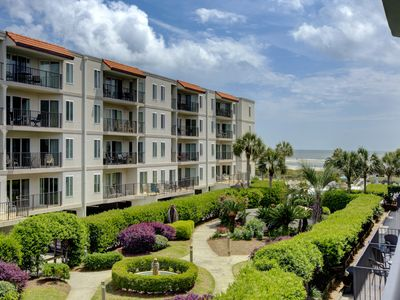 Photo for 223 Beach Club: 2  BR, 2  BA Condominium in St. Simons Island, Sleeps 6