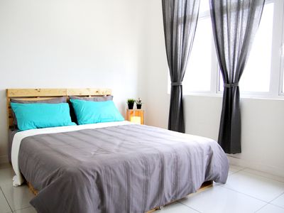 Photo for The cozy home puchong ioi near sunway 5min walk to lrt