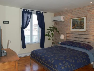 Photo for Le Chasseur - Bed & Breakfast in Montreal - Queen Room with Private Bathroom