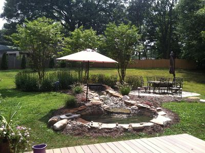 Photo for Adjacent to Annapolis ~ walk to the beach and a 25 acre park next to the house!