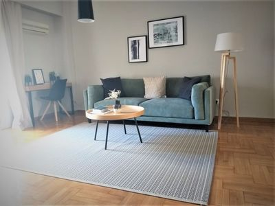 Photo for Stylish Modern 2BD Apartment in Plaka