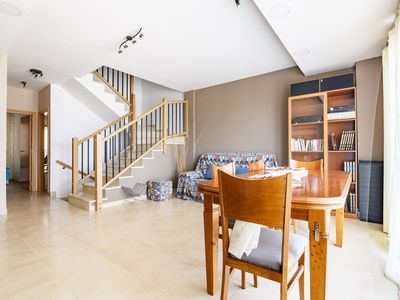 Photo for COZY TOWNHOUSE. YOU WILL ENJOY THE FIELD AND THE BEACH