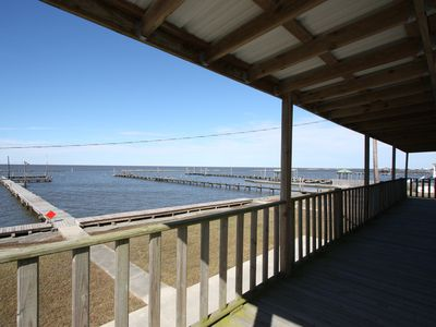 Photo for Tipsy Tuna is Waterfront in Grand Isle with a fishing pier & boat access