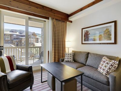 Photo for Stowe Mountain Lodge Ridgeline Studio - complimentary Valet parking