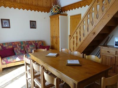 Photo for Apartment ARÊCHES, 3 bedrooms, 8 persons