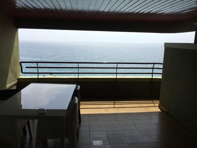 Photo for a balcony on the sea