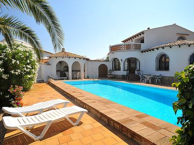 Photo for Vacation home Andrea  in Jávea, Costa Blanca - 4 persons, 2 bedrooms