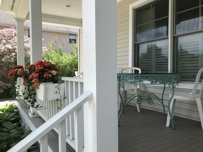 Classic Cottage in Downtown Charlevoix near Library, Beach, & Bridge