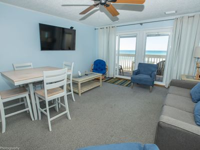 Photo for SPC 2130 - Upstairs Gulf front 2 BR - Sleeps 2