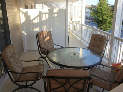 Photo for Beautiful 3 Bdrm/2 Bath Condo In Wildwood (25 and older only, Families Welcomed)