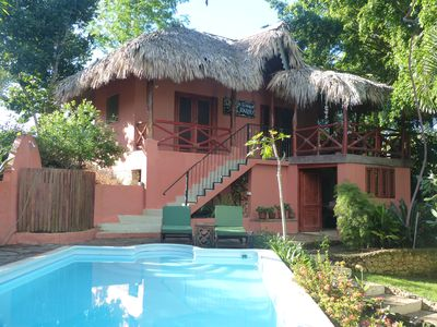 Photo for Tropical Dream Guest House with Pool