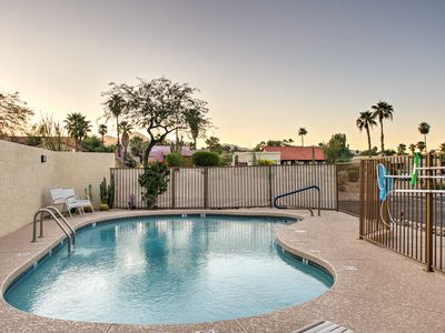 Photo for Lovely 2BR Fountain Hills Condo w/Comm. Pool!