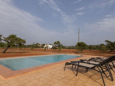 Photo for Large private high standing house with private pool, ideal for families