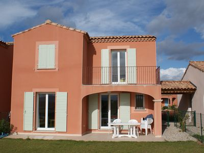 Photo for Villa 3 bedrooms, the only one with private pool!