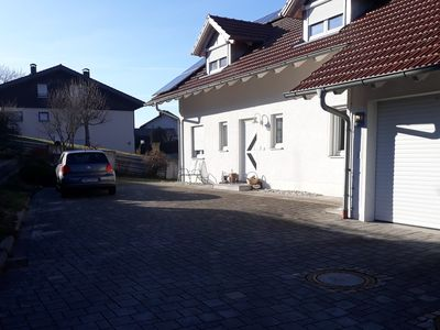 Photo for Cozy apartment in Chamerau for 1-2 people