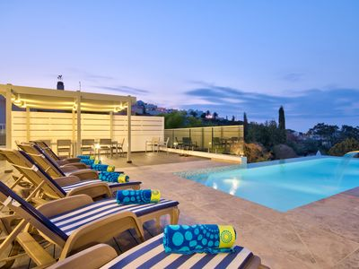 Photo for Exclusive Family Holiday Villa with views