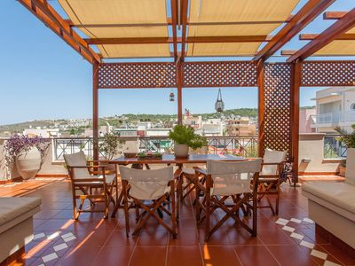 Photo for SeaView  Maisonette in Chalepa/Chania