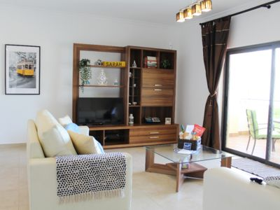 Photo for Lagos Central Apartment with Pools & Gym - Walk to Marina & Beaches!