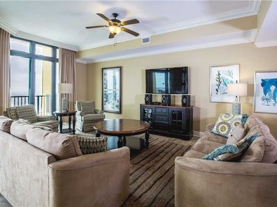 Photo for Phoenix West II 2309: 3 BR / 4 BA condo in Orange Beach, Sleeps 10