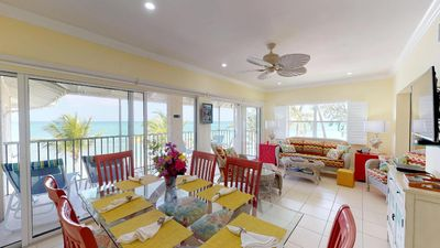 Photo for OCEAN FRONT, 7M BEACH, PLANTATION VILLAGE #28