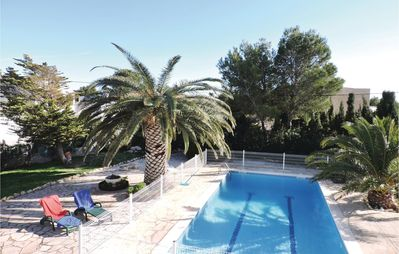 Photo for 4 bedroom accommodation in Les Tres Cales