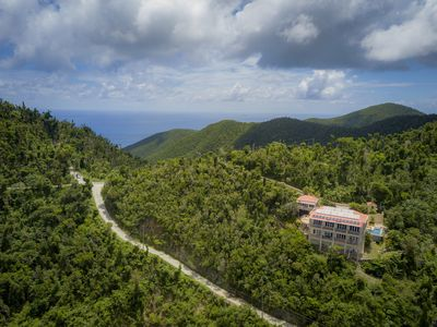 Photo for Drake's View - Luxury Villa with Stupendous Views-Great Rates!
