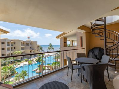 Photo for Exquisite 2 bedroom Penthouse Condo at El Faro, Fantastic Price! (R404)