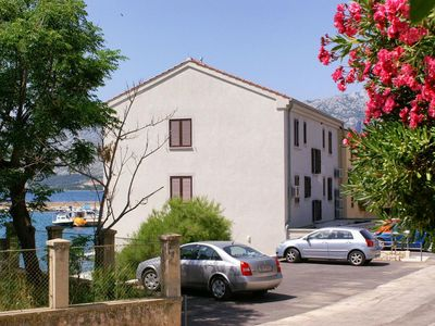 Photo for One bedroom apartment with air-conditioning Vinjerac, Zadar (A-3093-g)
