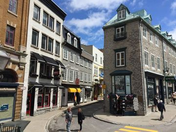 Place Royale, Quebec City, Quebec, Canada
