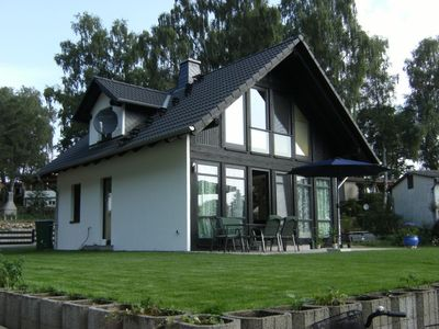 Photo for holiday house in wonderful, dreamlike site by the Plauer Lake, 6 pers. max
