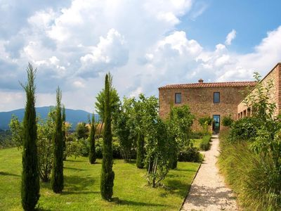 Photo for Podere La Vigna Nuova. B & B. Nature Art Relax.