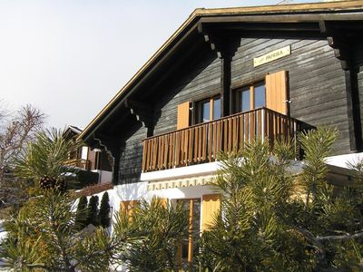 Photo for Holiday house Crans-sur-Sierre for 4 - 8 persons with 3 bedrooms - Holiday house