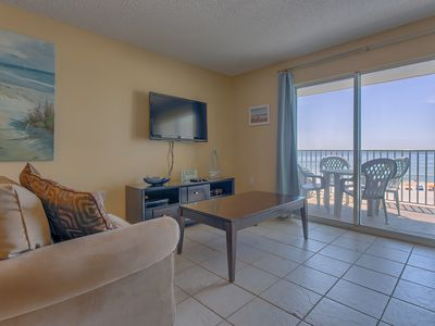 Photo for Four Winds 403 Orange Beach Gulf Front Vacation Condo Rental - Meyer Vacation Rentals
