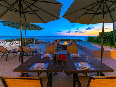 Photo for 25% OFF OCT/NOV-Beautiful Oceanfront Home on Private Road w/ Deck ON THE SAND