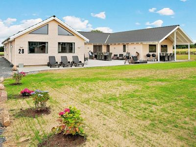 Photo for Vacation home Skåstrup Strand in Bogense - 22 persons, 8 bedrooms