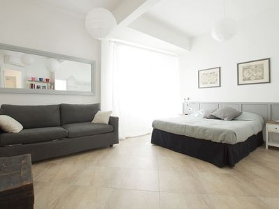 Photo for Elegant Apartment next to St. Peter's dome- VATICAN ATELIER