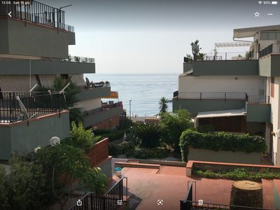 Photo for Full optional Letojanni apartment - Air-conditioned and Equipped, WI-FI