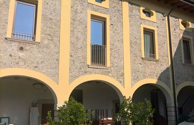 Photo for Casa Santa Lucia is ideal for your holidays just a few steps from Lake Garda