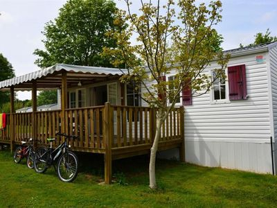 Photo for Comfort mobile home 3 bedrooms