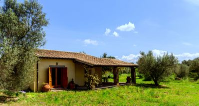 Photo for Casa Caponetti...Natural reserve, organic food, a region with 3000 history years