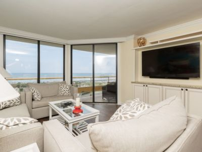 Photo for Dancing in the Moonlight - Remodeled Ocean Front Condo