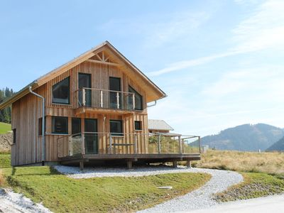 Photo for A new luxury chalet on the Hohentauern Mountain Pass.