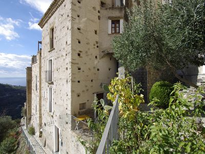 Photo for Characteristic house in Belmonte Calabro, Medieval village, Ecotourism, Tradition