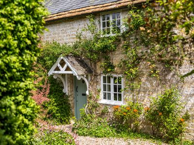 Photo for Charming Listed Cottage in rural West Dorset