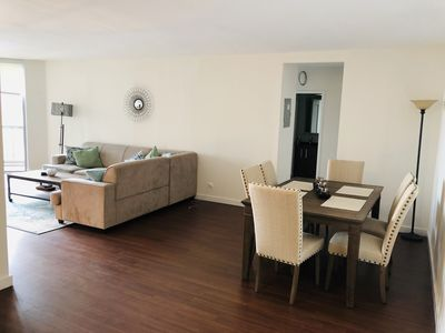 Photo for LUXURY 3 BEDROOMS 2BATHS APT IN MIDTOWN RIVER &CITY VIEWS +GYM  MIDTOWN EAST