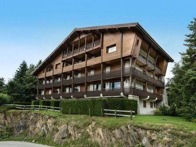 Photo for Ciel d'Arbois : Sunny apartment with view over the summits