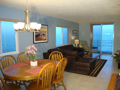 End Unit with Ocean views in two directions