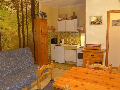 Photo for Apartment in the center of Chamonix with Parking, Internet, Balcony (102725)