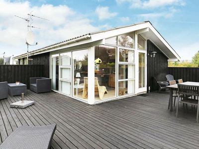 Photo for Modern Holiday Home in Jutland on Beach