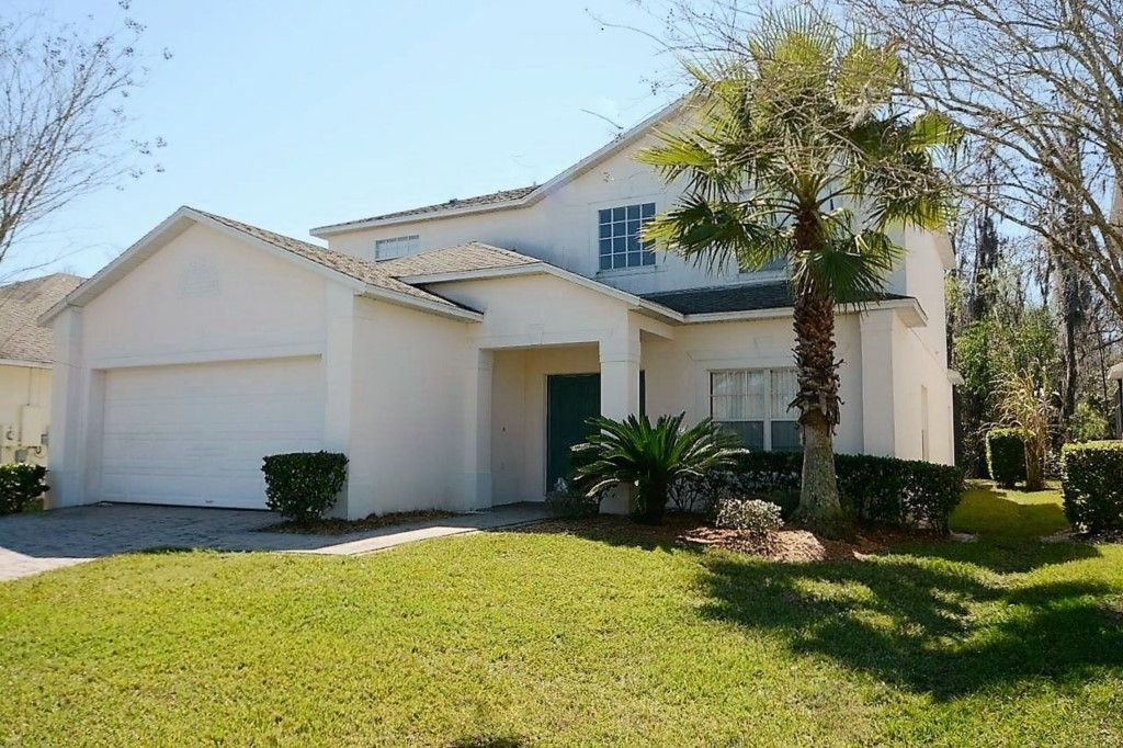 5 bedroom orlando vacation home with 3 master suites 5 bedroom vacation rentals in orlando